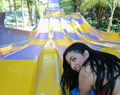 atracciones aqua racer video