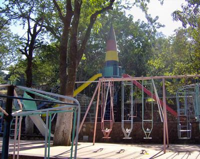 servicios los camachos area infantil